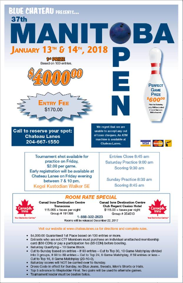 Manitoba poker open 2018