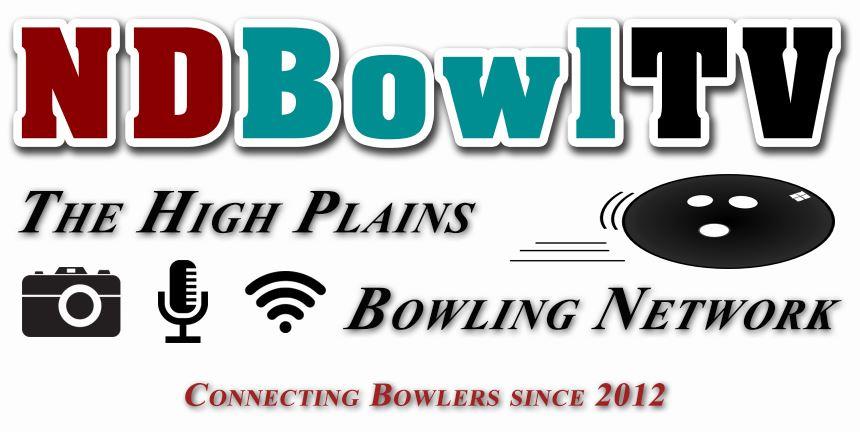 NDBowlTV White Logo